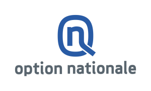 Logo Option Nationale